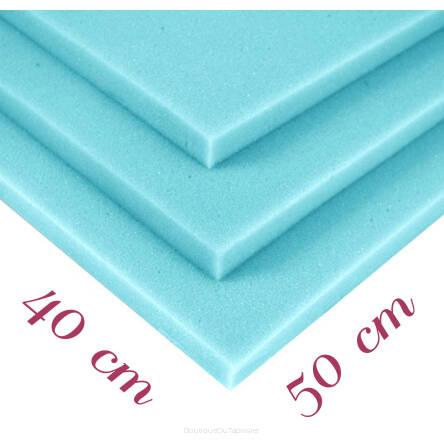 plaque de mousse polyur thane rg 35 43 40x50x10cm. Black Bedroom Furniture Sets. Home Design Ideas