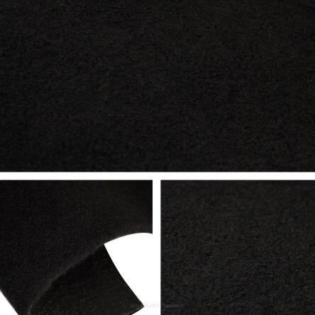 moquette de luxe noir nouveau largeur 150 cm - Moquette De Luxe
